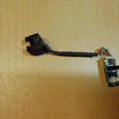 Port Lan Laptop Sony Vaio PCG-5A1M - Cabluri si conectori laptop, Modem / Placi de baza conectori