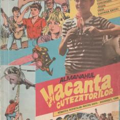 Almanahul Vacanta Cutezatorilor 1989 - Reviste benzi desenate Altele