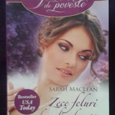 ZECE FELURI DE A FI ADORABILA - SARAH MACLEAN