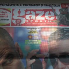 Steaua-Manchester City (16 august 2016) / editia GSP - Program meci