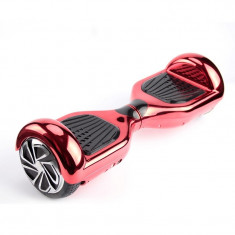 Hoverboard Koowheel S36 Red Chrome 6, 5 inch