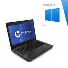 Laptop Refurbished HP ProBook 6460b, i5-2410M, Windows 10 Home - Laptop HP