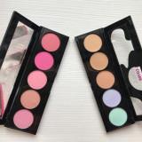 Set machiaj Loreal : Paleta corectoare + paleta blush fard de obraz - Trusa make up L'oreal Paris