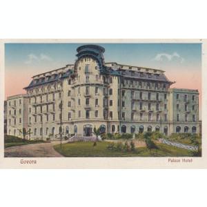 BAILE GOVORA  PALACE HOTEL