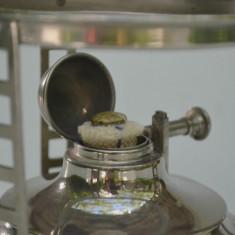 Primus, Spirtiera cromata pentru samovar sau cafetiera, ceainic 11cm in diametru - Aragaz/Arzator camping