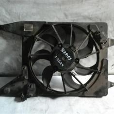 Ventilator radiator racire Dacia Logan An 2005-2008 cod 8200765566 - Ventilatoare auto