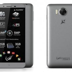 Telefon Allview V2 Vipes S 32 GB, Argintiu, Neblocat, Octa core, 3 GB
