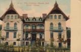 GOVORA VILA CONSTANTA MARIETA  EDITURA  OSCAR  THURINGER R. VALCEA  CIRC. 1907, Baile Govora, Circulata, Printata