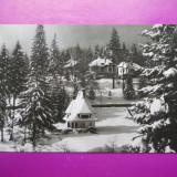 HOPCT 30009 IARNA LA PREDEAL IN 1972 -JUD BRASOV-RPR-STAMPILOGRAFIE-CIRCULATA