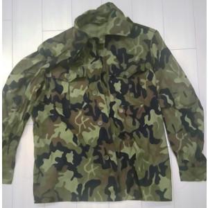 Veston militar camuflaj vara mapn ani 90.(nou}