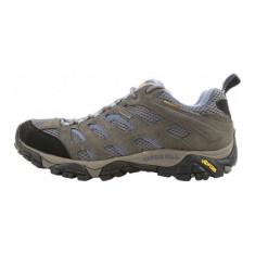 Pantofi impermeabili pentru femei Merrell Moab GTX Grey/Periwinkle (MRL-J87110) - Adidasi dama Merrell, Culoare: Gri, Marime: 39