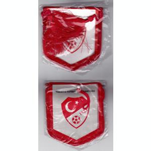 Fanion fotbal Federatia din TURCIA