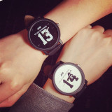 Ceasuri pentru cupluri, indragostiti - Ceas barbatesc, Lux - elegant, Quartz