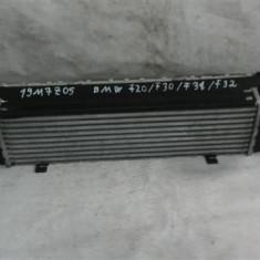Intercooler Bmw Bmw Seria 1 F20, Seria 3 F30 / F31, Seria 4 F32 / F34 An 2011-2014 cod 7600532 - Intercooler turbo