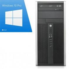 Calculator Refurbished HP Compaq 6200 Pro, i5-2400, Win 10 Pro - Sisteme desktop fara monitor HP, Windows 10