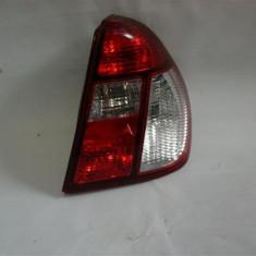 Stop dr Renault Clio Symbol, semnal alb