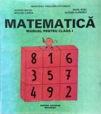 MATEMATICA MANUAL PENTRU CLASA I - Eugenia Sincan, Mihail Rosu, Clasa 1