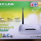 Router wireless N TP-LINK TL-WR740N - Router TP-Link TL-WR740N