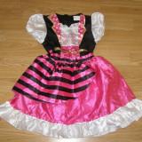 Costum carnaval serbare pirata pentru copii de 4-5-6 ani - Costum Halloween, Marime: Masura unica, Culoare: Din imagine