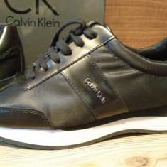 Pantofi Sport Dama Calvin Klein - Adidasi dama Calvin Klein, Culoare: Negru, Marime: 38.5
