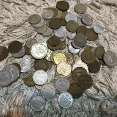 Monede străine-80 buc, Europa