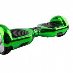 Hoverboard Koowheel S36 Green Chrome 6, 5 inch
