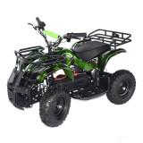Skutt S3600 36V 800W Military Green - Masinuta electrica copii