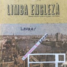LIMBA ENGLEZA MANUAL CLASA A V-A (Anul I de studiu) - G. Farnoaga, Ionici - Curs Limba Engleza