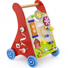 Premergator cu activitati - New Classic Toys