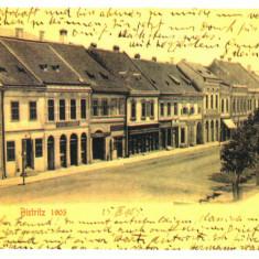 Carte postala CP BN019 Bistrita la 1905, Necirculata, Printata