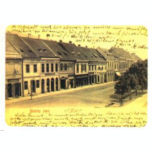 Carte postala CP BN019 Bistrita la 1905
