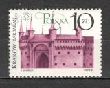 Polonia.1987 Restaurarea monumentelor din Cracovia  SP.378, Nestampilat