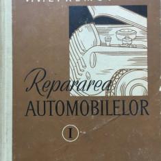 REPARAREA AUTOMOBILELOR - V. Efremov (volumul I) - Carti auto