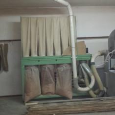 Vand exhaustor cu 3 saci