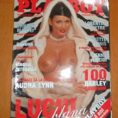 PLAYBOY - NOIEMBRIE 2003 Pictorial NICOLETA LUCIU - Revista barbati