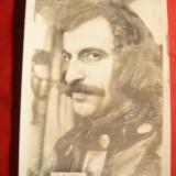 Fotografie din Filmul romanesc Vlad Tepes cu St.Sihleanu, dim.= 17 x 12cm