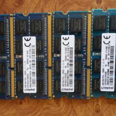 Memorie RAM Laptop Kingstone DDR3 8GB PC3L
