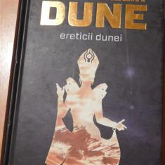 Ereticii Dunei de Frank Herbert (hardcover)
