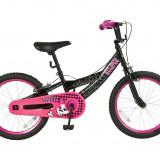 Bicicleta copii 18 inch, 10 inch, Numar viteze: 1