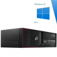 PC Refurbished Fujitsu ESPRIMO E700, Core I3-2120, Win 10 Home - Sisteme desktop fara monitor Siemens, Windows 10