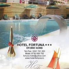 Cazare avantajoasa 88 lei camera/ zi la Hotelul Fortuna in Eforie Nord !