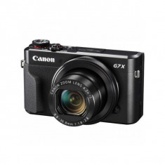 Aparat foto compact Canon Canon PowerShot G7 X Mark II - Aparate foto compacte