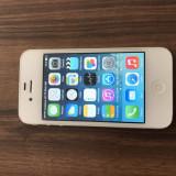 iPhone 4 Apple alb 16gb, neverlock, Neblocat
