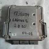 Calculator motor Renault Laguna2 2.0DCI An 2004-2009 cod 8200726880