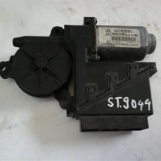 Motoras macara Skoda Fabia stg an 2001-2008 cod 6Q1959801 - Macara geam
