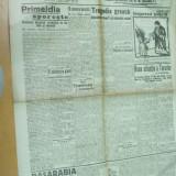 Adevarul 1 octombrie 1922 V. Goldis Batzaria Basarabia Giurgiu Roman Banat - Ziar