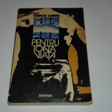 MARCUS CLARKE - PENTRU TOATA VIATA - Carte de aventura