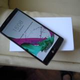 Lg g4, la cutie, liber retea - Telefon LG, Negru, Neblocat