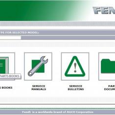 FENDT EU Service Manuale Scheme Electrice 2017 Full + Keys - Manual auto
