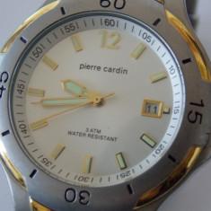 Ceas Pierre Cardin - Ceas barbatesc Pierre Cardin, Elegant, Quartz, Otel, Analog, 30 m / 3 ATM